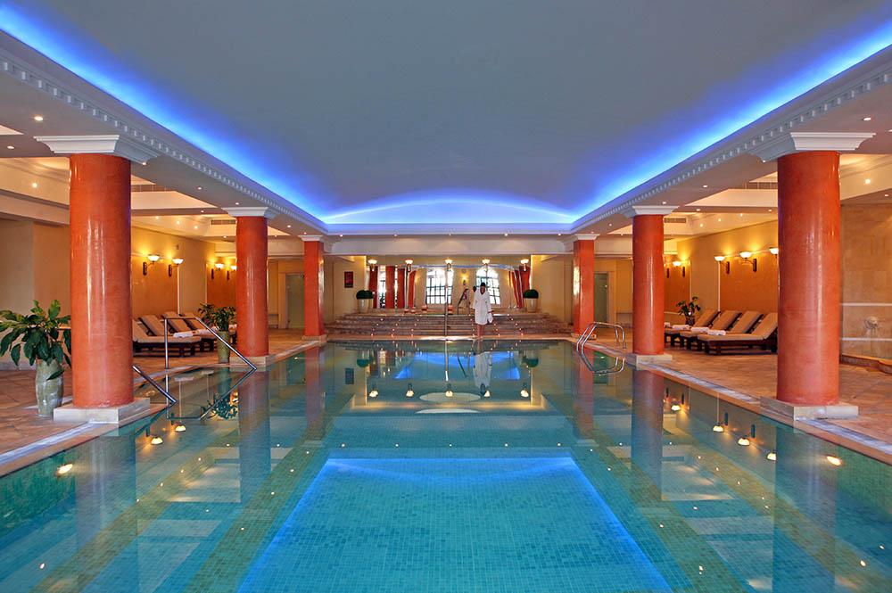 Elysium - Spa pool